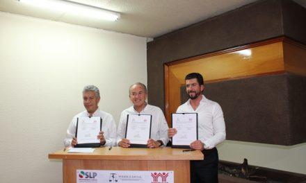 Firma de Convenio de Mediación Infonavit-PJE