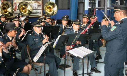 Concierto de la Banda de Música de la IV Región Militar