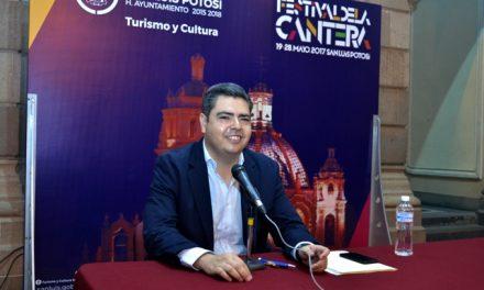 Inicio ciclo de conferencias del Festival de la Cantera