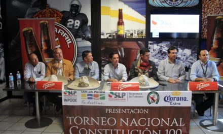 "Presentan Torneo Nacional Charro ""Constitución 100"""