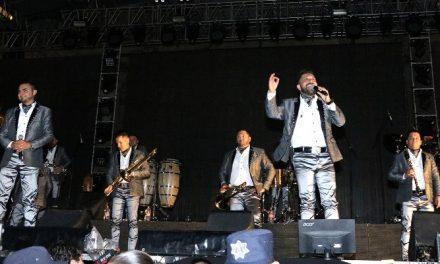 El Recodo en el Festival de la Cantera