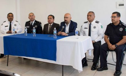 Se fortalecen estrategias de Seguridad en SGS