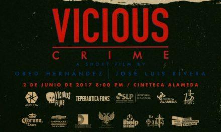 Presentan Vicious Crime opera prima de potosinos