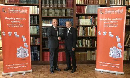 """Presentación de """"México Cumbre de Negocios 2017"""""""