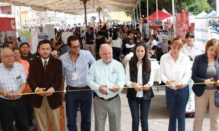 Exitosa tercera Feria del Empleo Metropolitana