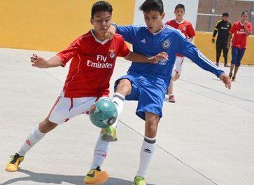 Futbol en los Centros Deportivos Municipales