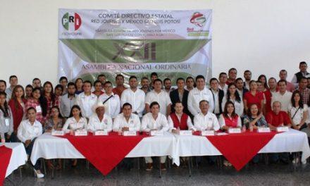 RJxM realiza Asamblea Estatal