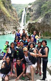 """Normalizados paseos a Tamul y rafting río """"Tampaón"""""""