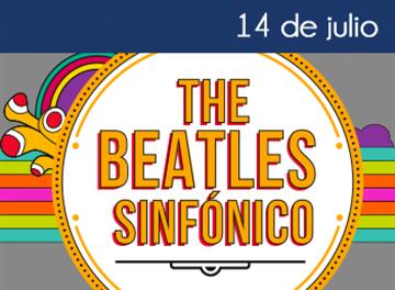 The Beatles Sinfónico en el CC200