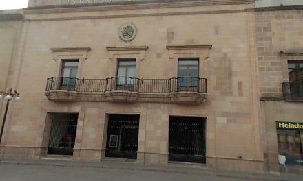 Sesión de la Diputación Permanente