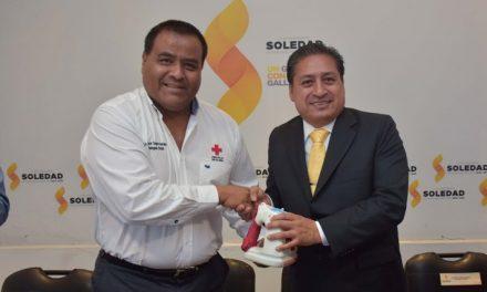Colecta anual de la Cruz Roja 2017
