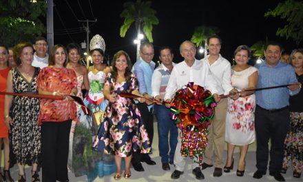 Inició la Feria Regional de Aquismón