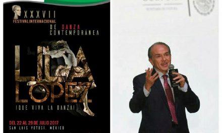 """Presenta Festival """"Lila López"""" 2017"""