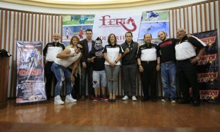 Se Presentó la Función de Lucha Libre FENAPO 2017