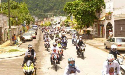 2º encuentro de Motocicletas en Tamazunchale