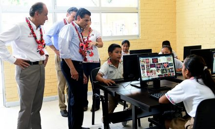 Inauguran a nivel nacional el Ciclo Escolar 2017-2018