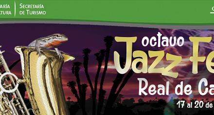 Octavo Jazzfest Real de Catorce