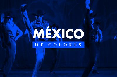 """Llega a SLP el espectáculo """"México de Colores"""""""