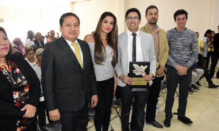 Entrega del Premio Municipal de la Juventud