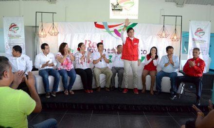 RJxM realiza encuentro juvenil el Rioverde