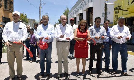 JMCL entrega obras en Villa Hidalgo