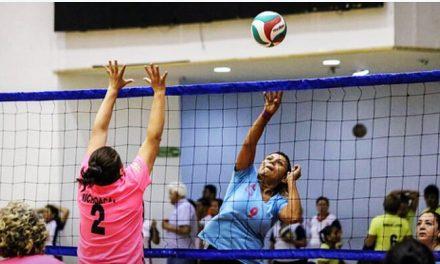 SLP subcampeonas en el Máster de Voleibol