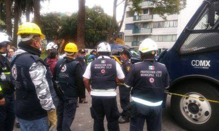 Brigada Metropolitana de Protección Civil en México