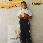 Entrega del programa Estímulos a la Educación en SGS