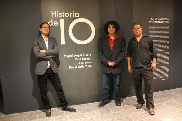 Se presentó la exposición Historia de IO