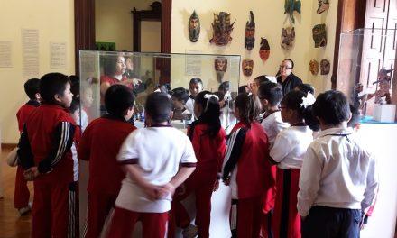 Museo de la Máscara invita a las actividades fin de semana
