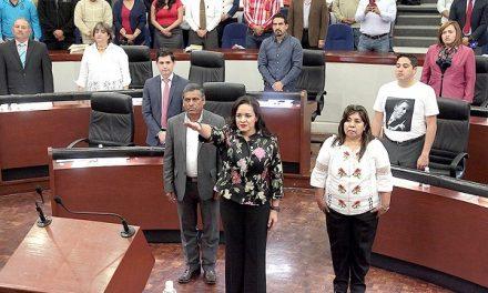Rocío Elizabeth Cervantes titular de la ASE