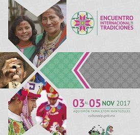 Encuentro Internacional de las Tradiciones