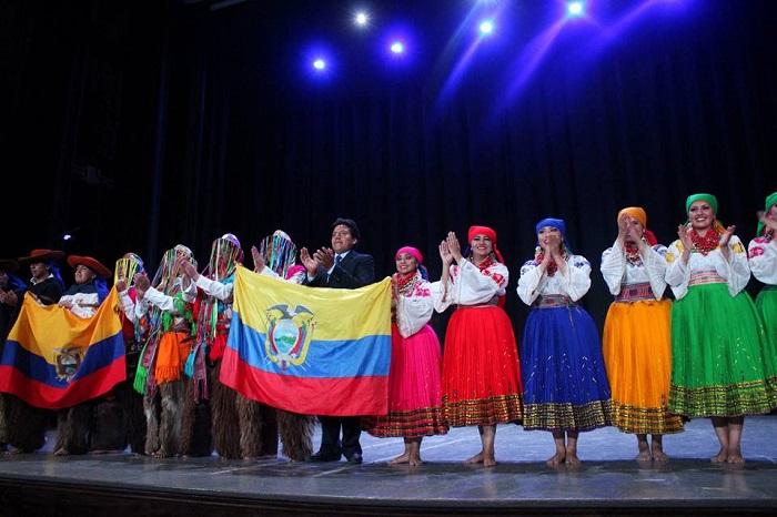 """Inauguran Festival de Danza """"Patricia Aulestia"""""""