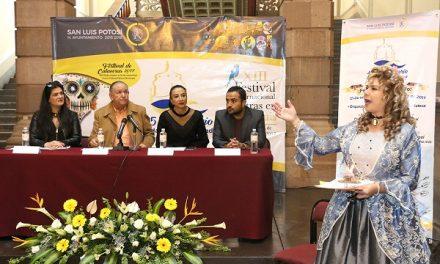 Presentan XIII Festival Internacional de Letras