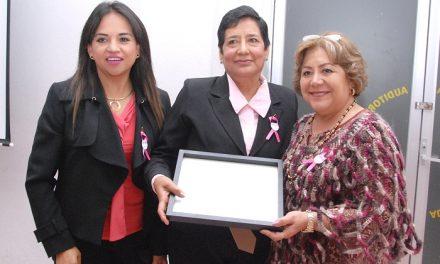 Campaña preventiva de cáncer de mama