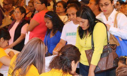 Redobla Ayuntamiento apoyos para las mujeres