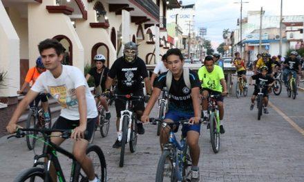 """Segunda Rodada Ciclista """"Xantolo 2017"""""""