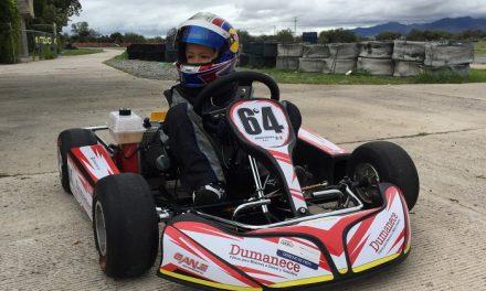 Rodrigo Galicia debutara en el automovilismo nacional