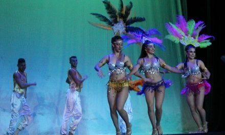 """Espectacular presentación """"show dance company"""""""