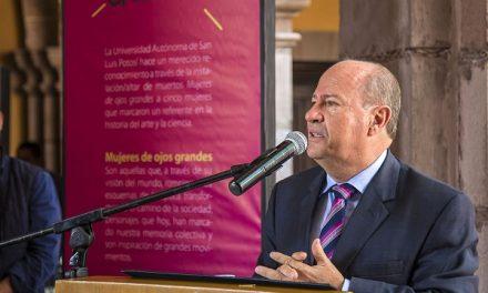 UASLP inauguró el altar de muertos 2017