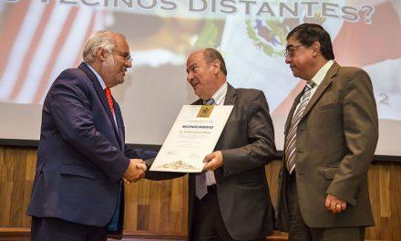 Cónsul de EEUU en México visita la UASLP