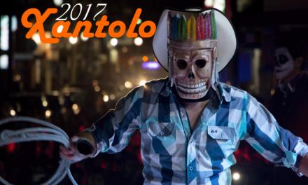 Preparativos para los festejos de Xantolo 2017