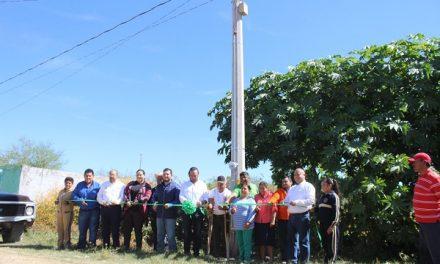 Ampliación de la red eléctrica en Matehuala