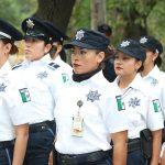 RGJ anuncia creación de policía femenil