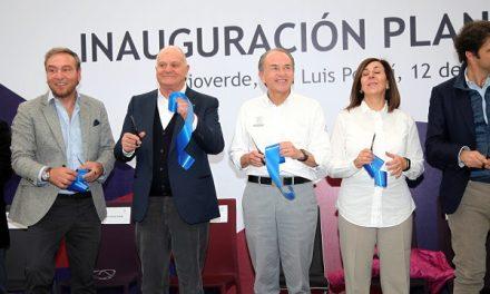 JMCL inaugura la empresa Zoppas en Rioverde