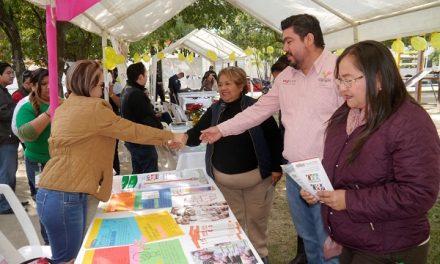 """Un éxito la """"Feria Juvenil de Prevención"""""""