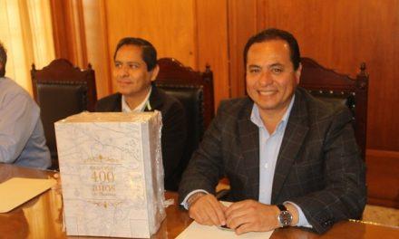 """Presentaran  libro """"Rioverde 400 Años de Historia"""""""
