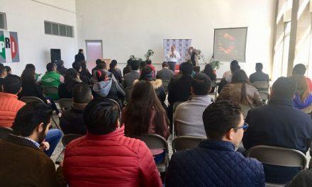 Participación del mayor número de jóvenes: SRM