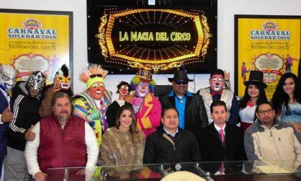 Fiesta y tradición el Carnaval 2018 en SGS