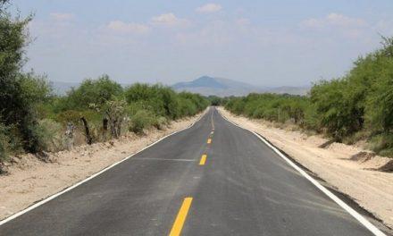 Modernizarán más caminos rurales